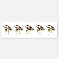 March of the Wasps Bumper Bumper Bumper Sticker