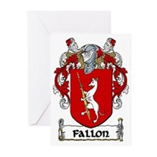 Fallon Coat of Arms Greeting Cards (Pk of 20)