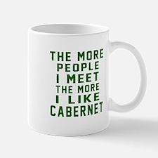 I Like Cabernet Mug