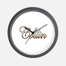 Cute Collin Wall Clock