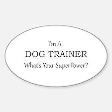 Dog Trainer Stickers