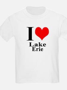 I heart Lake Erie T-Shirt