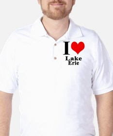I heart Lake Erie T-Shirt