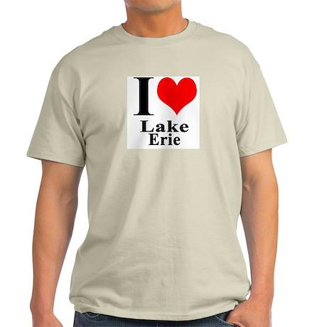 I heart Lake Erie Light T-Shirt