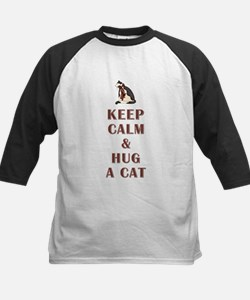HUG A CAT Baseball Jersey