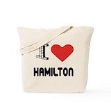 Hamilton Canvas Totes