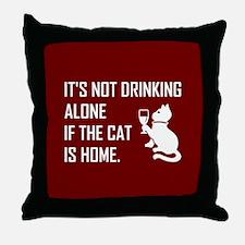 IT'S NOT... Throw Pillow