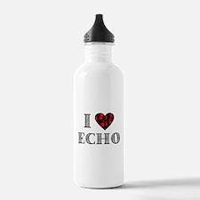 I LubDub Echo Water Bottle