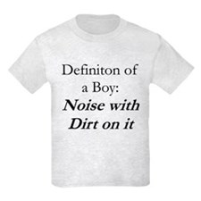 Definition of a Boy T-Shirt