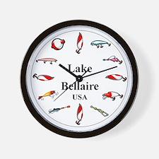 Lake Bellaire Clocks Wall Clock
