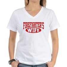 Firefighter's Wife Shirt