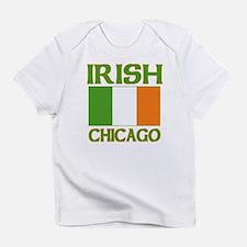 Cute Ireland flag Infant T-Shirt