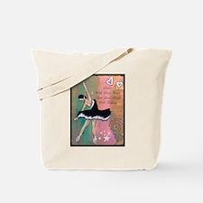 Unique Recital Tote Bag