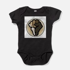 Cute Martin luther king jr Baby Bodysuit