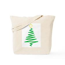 """""""Christmas Tree"""" Tote Bag"""