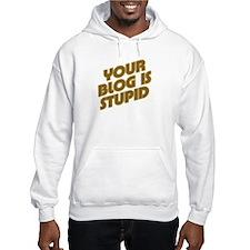 Stupid Blog Hoodie