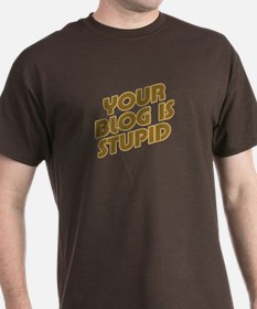 Stupid Blog T-Shirt