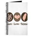 Peace Love Taiwan Journal