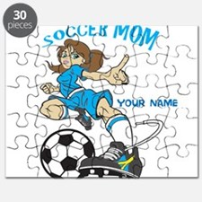 PERSONALIZED SOCCER MOM Puzzle