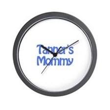Tanner's Mommy Wall Clock