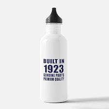 Built In 1923 Water Bottle