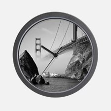 THE GOLDEN GATE * Wall Clock