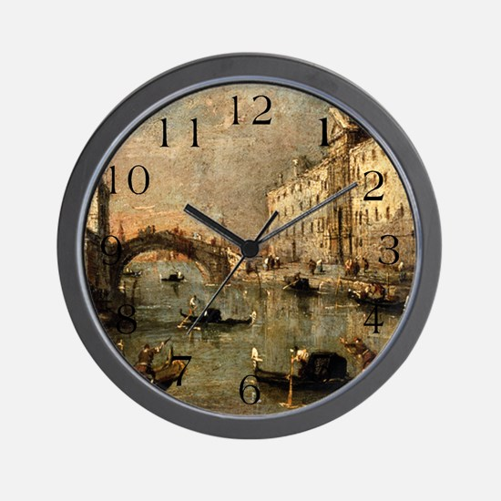 Old Italy * Wall Clock