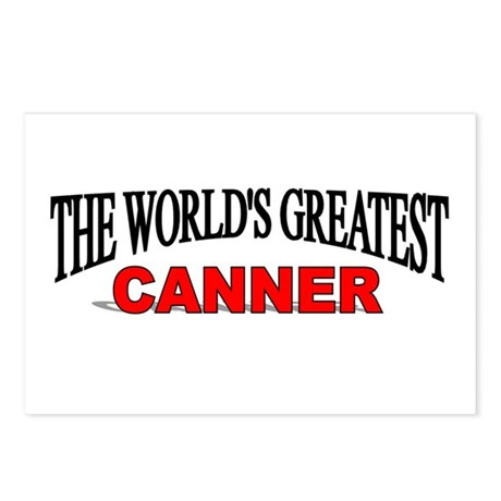 """The World's Greatest Canner"" Postcards (Package o"