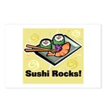 Sushi Rocks Postcards (Package of 8)