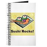 Sushi Rocks Journal