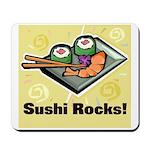 Sushi Rocks Mousepad