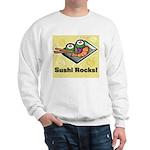 Sushi Rocks Sweatshirt