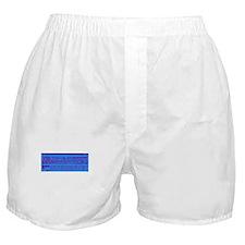 Jupiter Synth Boxer Shorts