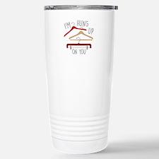 Hung Up Travel Mug