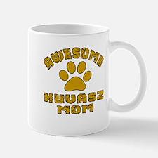 Awesome Kuvasz Mom Dog Designs Mug