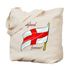 England Forever Tote Bag