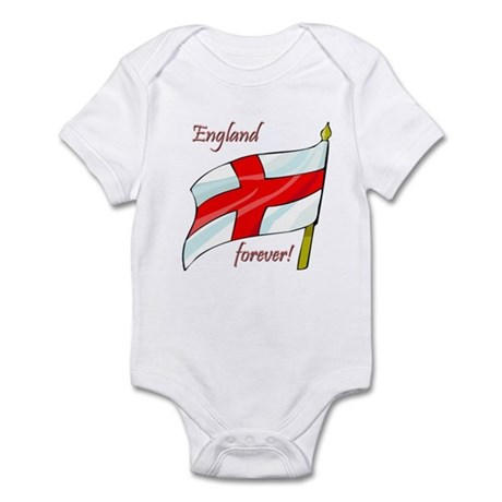 England Forever Infant Bodysuit
