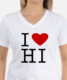 I Love Hawaii (HI) Kids T-Shirt T-Shirt