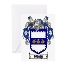 Feeney Coat of Arms Greeting Cards (Pk of 20)