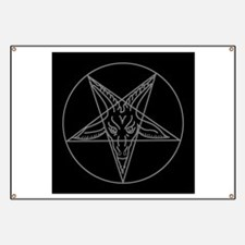 Unique Satanic Banner