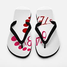Baby footprints Flip Flops