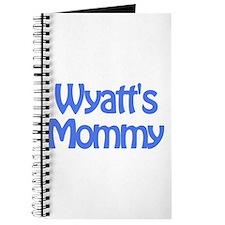 Wyatt's Mommy Journal