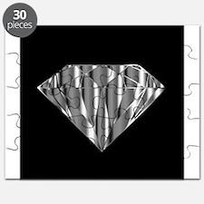 Unique Diamond Puzzle