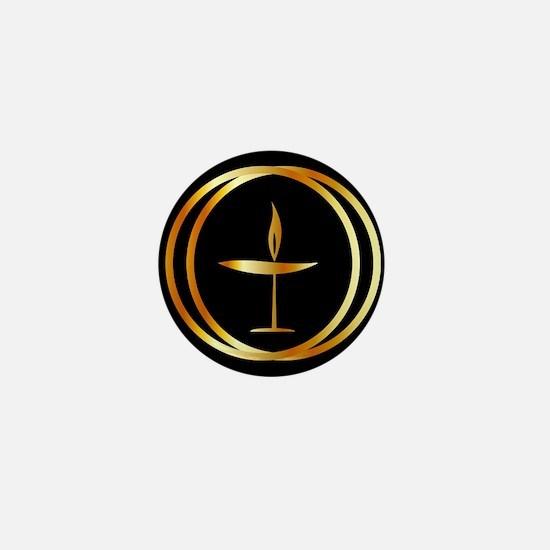 Cute Religion Mini Button
