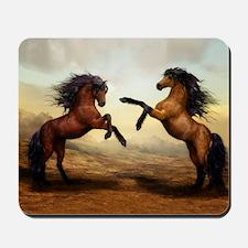 Wild Horses Mousepad