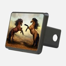 Wild Horses Hitch Cover