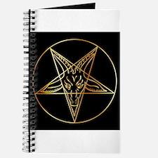 Unique Devil horn Journal