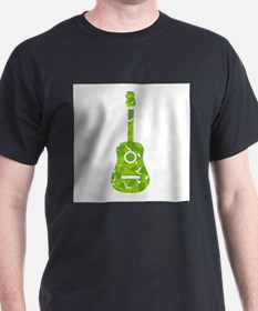 Funny Beautiful guitar T-Shirt
