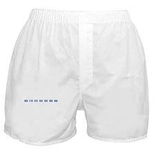 DR-110 Buttons Boxer Shorts