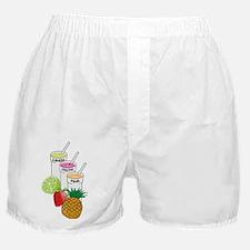 Cute Frutas Boxer Shorts